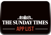 My Flights makes the Sunday Times Top 500 Apps 2012!